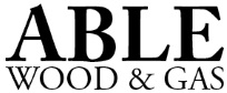 Able Wood & Gas Logo